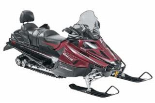 Motoneige Arctic-Cat Bearcat Z1 XT Limited 2012