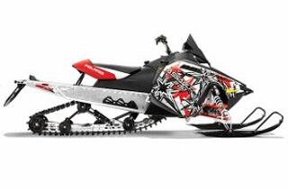 Motoneige Polaris 800 Switchback Assault 144 2012