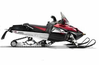 Motoneige Polaris Turbo IQ LX 2012