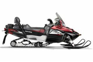 Motoneige Polaris Turbo IQ LXT 2012