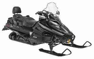 Motoneige Arctic-Cat Bearcat Z1 XT Limited 2013